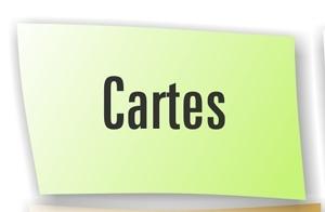 Travaux graphiques : Cartes