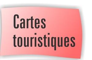 Travaux graphiques : Cartes touristiques