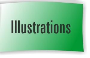 Travaux graphiques : Illustrations Infographies Icones