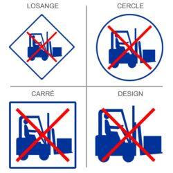 Sticker Engins interdits
