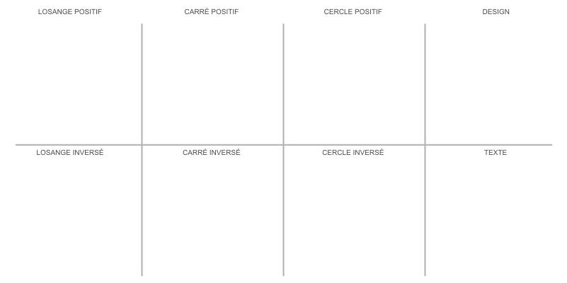 Sticker ou panneau Signalétique Champs magnétiques